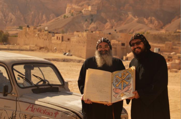 Vincent Gelot #2 : une radio pour les chrétiens d'Irak | Terre de ...