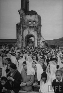 Nagasaki-juin-1949-messe-pontificale-pelerinage-01
