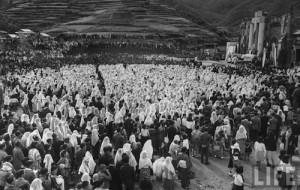 Nagasaki-juin-1949-messe-pontificale-pelerinage-08